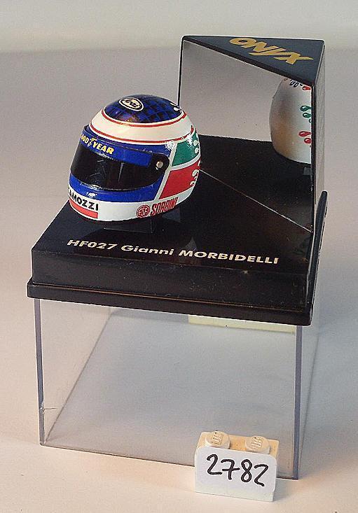Onyx 1 12 Nr. HF027 Helm   Helmet Gianni Morbidelli OVP