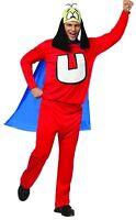 Rasta Imposta Underdog Superhero Men's Adult Halloween Costume Size Standard