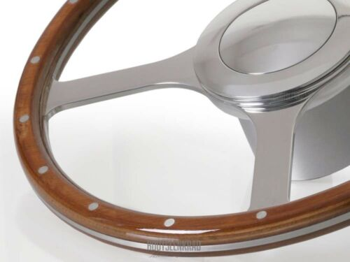 Premium Bootslenkrad Nobilis für Sea Ray mit Teleflex Ultraflex Lenkung 50543000