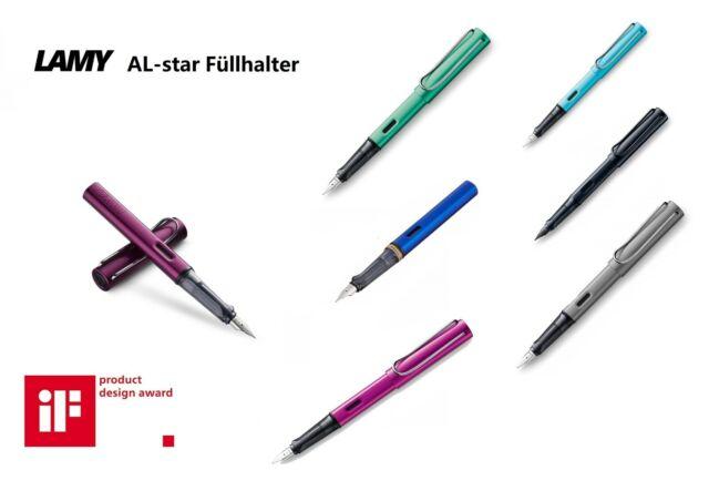 LAMY AL-star Kugelschreiber junge Schreibgerät