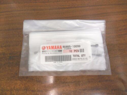 YAMAHA CLAMP 10-PACK 90465-10098-00
