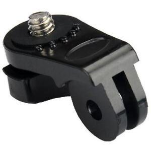 "Universal Conversion Adapter 1/4"" Inch Mini Tripod Screw Mount for GoPro Access"