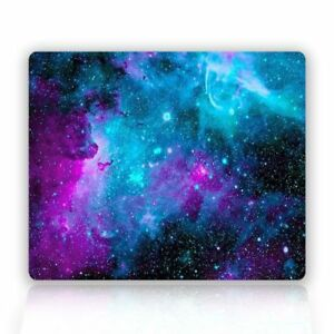 galaxy customized rectangle non slip rubber mousepad gaming mouse