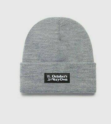 NEW Octobers Very Own OVO Melton Trucking Hat Winter Cap Hat Drake RED Plaid