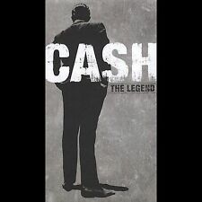 The Legend [Columbia] [Box] by Johnny Cash (CD, Aug-2005, 4 Discs) SEALED NEW