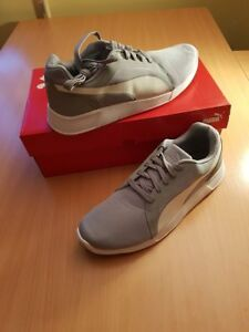 04e4daf45af8 Image is loading PUMA-gray-shoes-sneakers-trainers-brand-new-with-