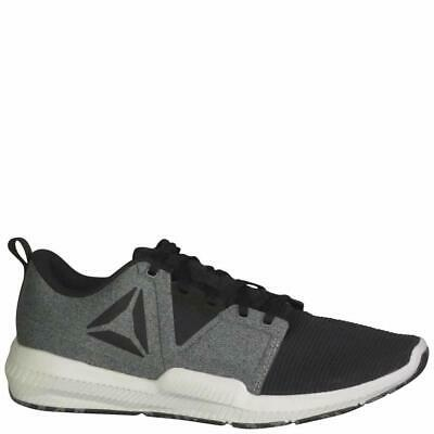 Reebok Men/'s Hydrorush TR Cross Training Athletic Sneakers Shoe Black Gray