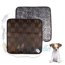 20W Waterproof Safe Soft Pet Dog Cat Electric Heating Pad Warmer Bed Mat Blanket