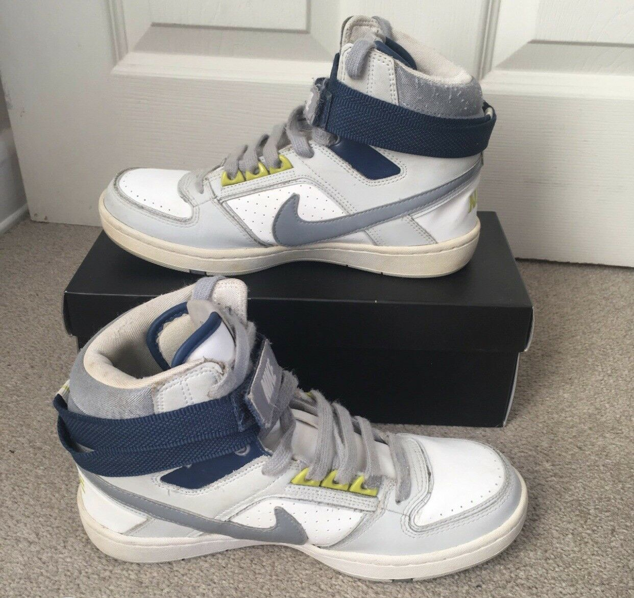 Womens Nike High Top Trainers size 5 Brand discount
