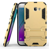 2017 Rugged Armor Hard Hybrid Back Case Cover Stand For Various Phones