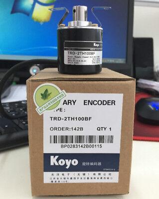 1PC New Koyo Rotary Encoder TRD-J100-RZ  TRDJ100RZ In Box Free Ship