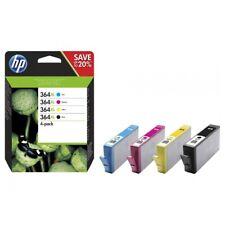 Artikelbild HP 364XL Tintenpatrone 4er-Pack Schwarz Cyan Magenta Gelb N9J74AE