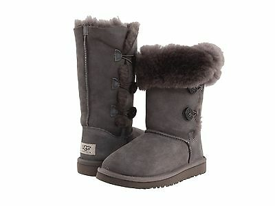 UGG Bailey Button II Triplet 1873 Chestnut Tall Boots Uggs