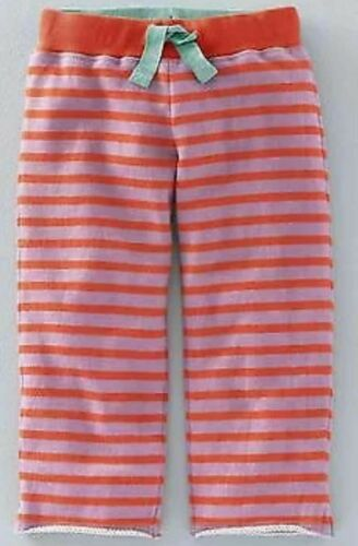 BODEN JERSEY CROPPED TROUSERS SHORTS PANTS STRIPES-FLORAL-RAINBOW AGES 2-12