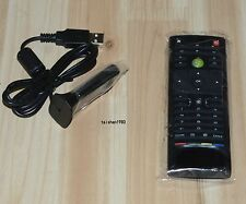 DELL MCE RC6 IR Remote Control USB Receiver Microsoft Windows Media Center Kit