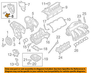Variable Valve Timing VVT Control Solenoid Valve 237963RC0A for Nissan Sentra Pathfinder Murano Juke Maxima