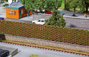 FALLER 180421 Noise Barrier Wall 370x3x42 MM 16,40 E.m2 10,58 E