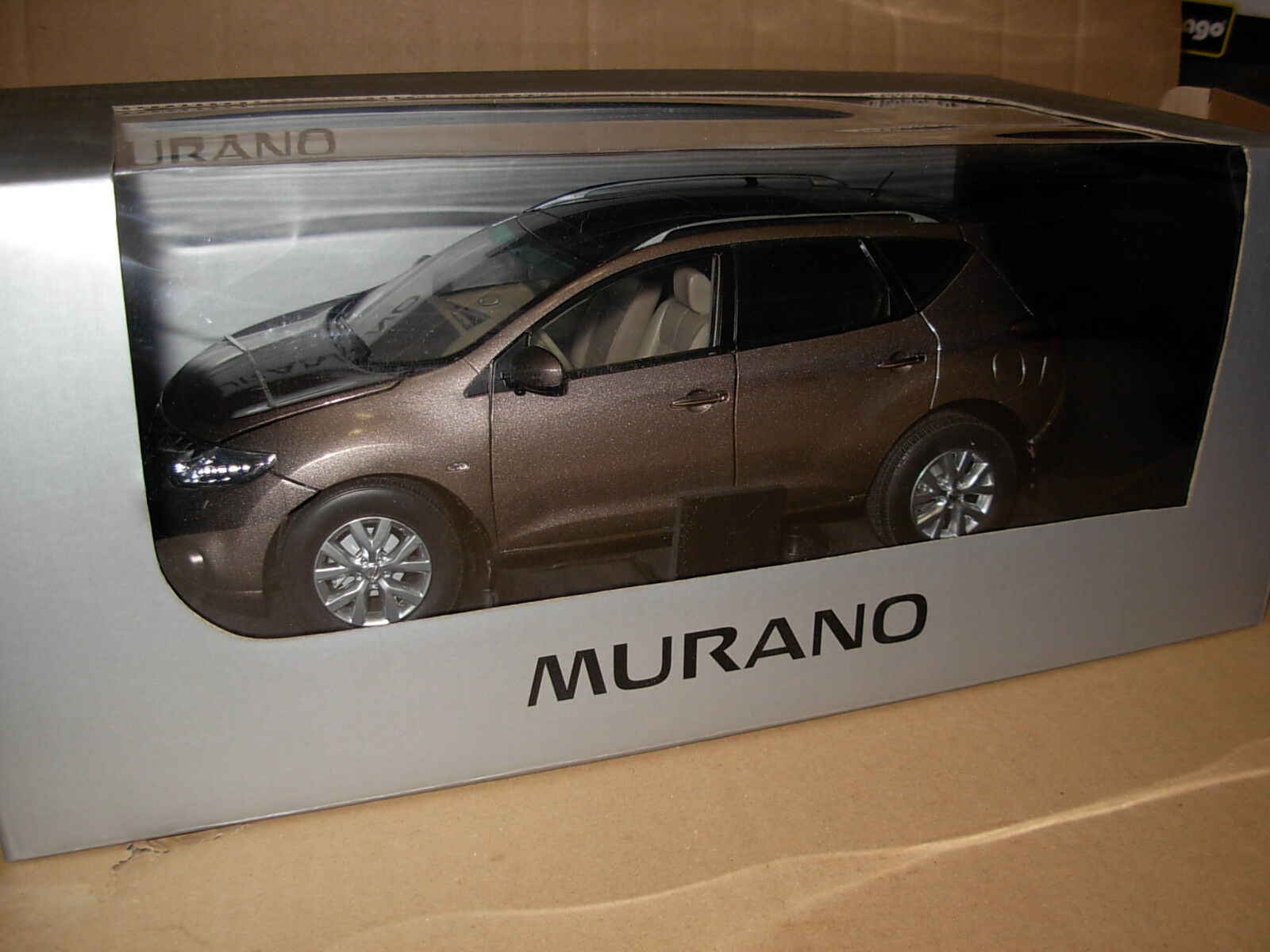 RARE 1 18 Nissan Murano 2011 4x4 off road Paudi Car Model garage voiture miniature