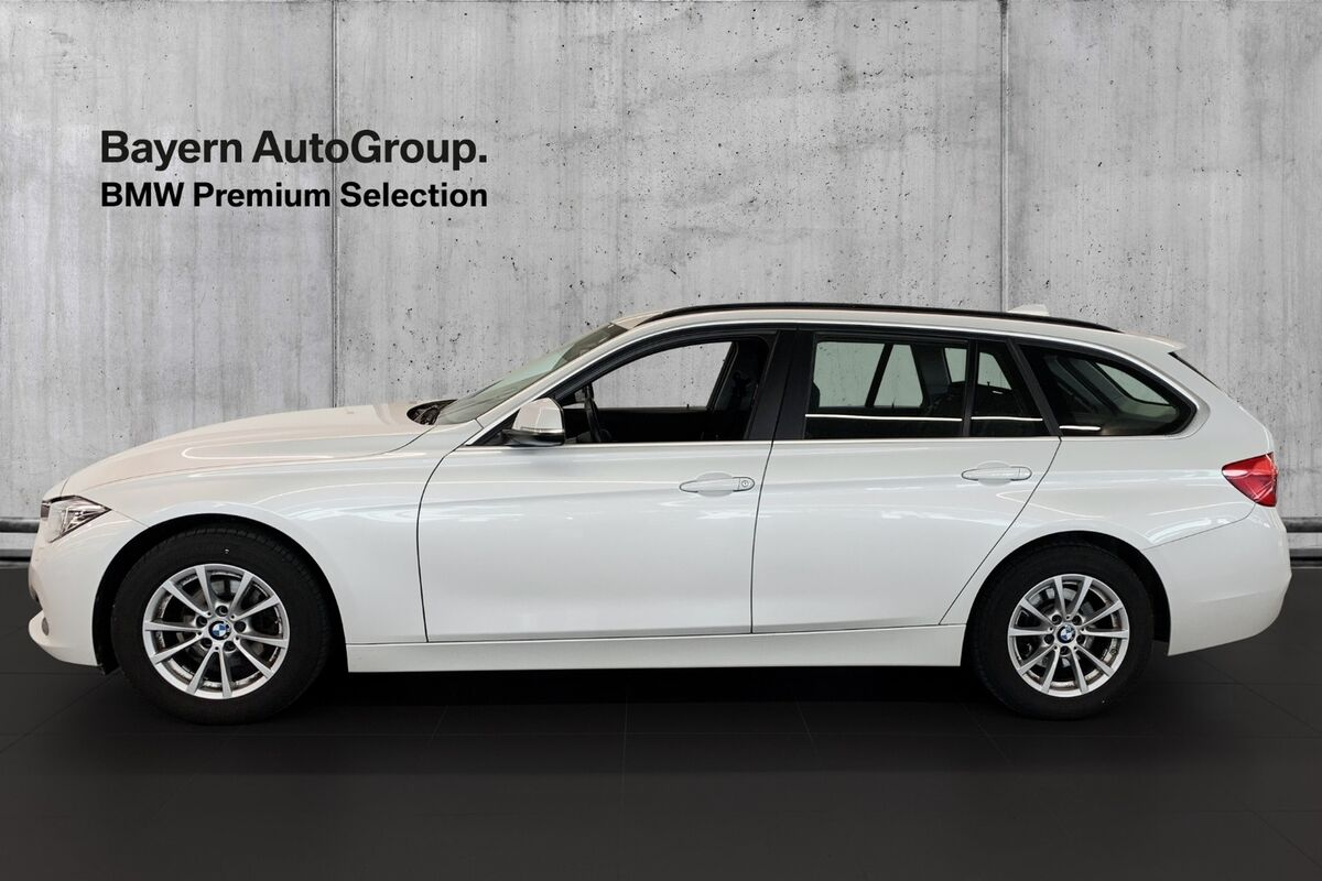 BMW 320i Touring Executive aut.