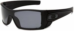 Oakley Batwolf Matte Black Gray Polarized Lens Sunglasses OO9101-04 ... 130c51f64a