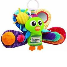 Peacock Baby Developmental Car hanging Bed bell Toy