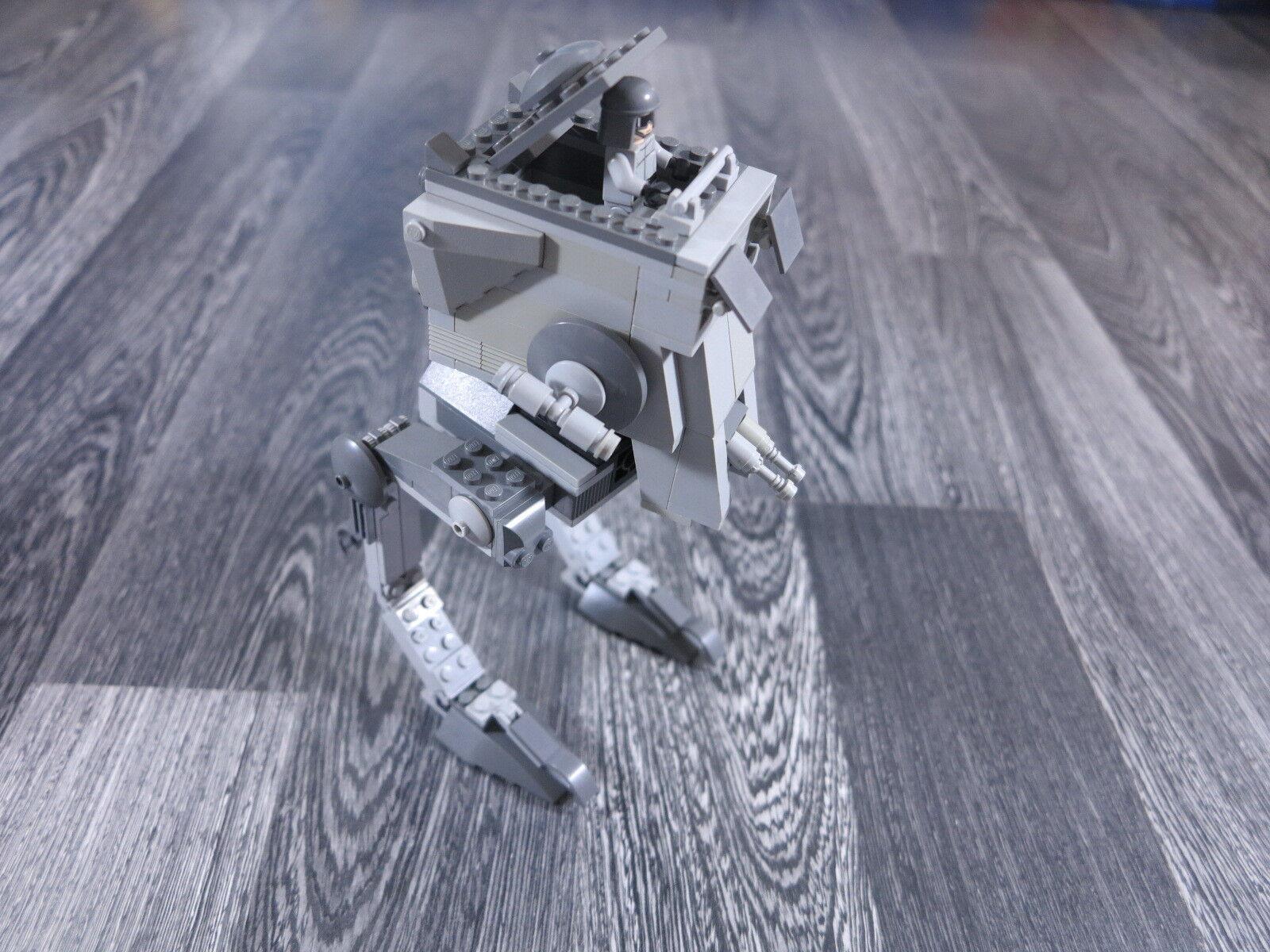 LEGO STAR WARS 7657 AT-ST AT-ST AT-ST mit Bauanleitung 8b02fe