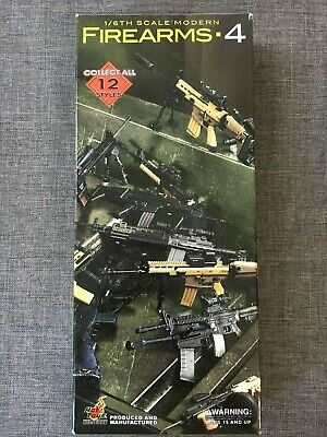 Hot Toys 12 1/6 Scale Modern Collection US PMC AKM Desert Rifle w/ Drum New   eBay