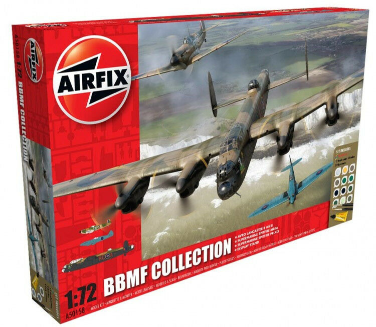 BBMF COLLECTION  1 72 AIRFIX A50158  Plastic kit. New