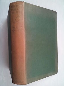 NICHOLAS-MONSARRAT-THE-TRIBE-THAT-LOST-ITS-HEAD-1ST-1-HB-1956-MAP-FICTION-AFRICA