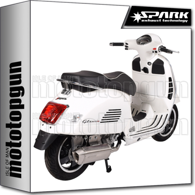 SPARK ESCAPE FORCE RACING INOX VESPA GTS 300 2012 12 2013 13 2014 14 2015 15