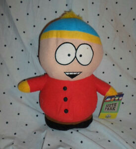 "Nanco South park Comedy Central Kenny 12"" Plush Soft Toy Stuffed Animal"