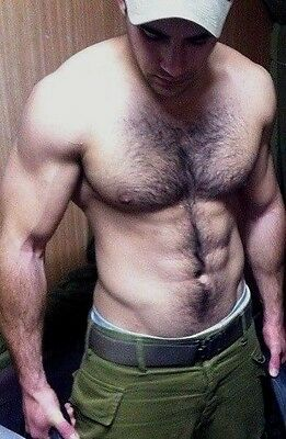 Hairy Abs