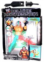 JAKKS Pacific WWE DELUXE AGGRESSION-REY MYSTERIO - 00039897933702 Toys