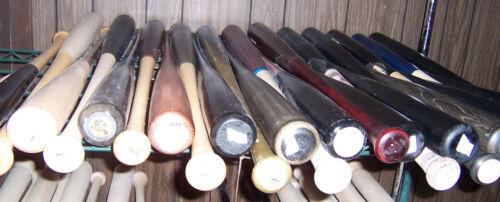 Baseball Bats SELECT LENGTHS YOU NEED Maple Birch Ash Game Ready Blem Bats