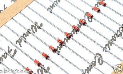 50x org etc. PHILIPS régulatrice de tension Diode bzx79 5,1 V qualité NOS alimentation zdiode
