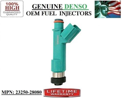 04-05-06-07-08 Toyota RAV4 2.4L I4 Reman x1 OEM DENSO #23250-28080 Fuel Injector