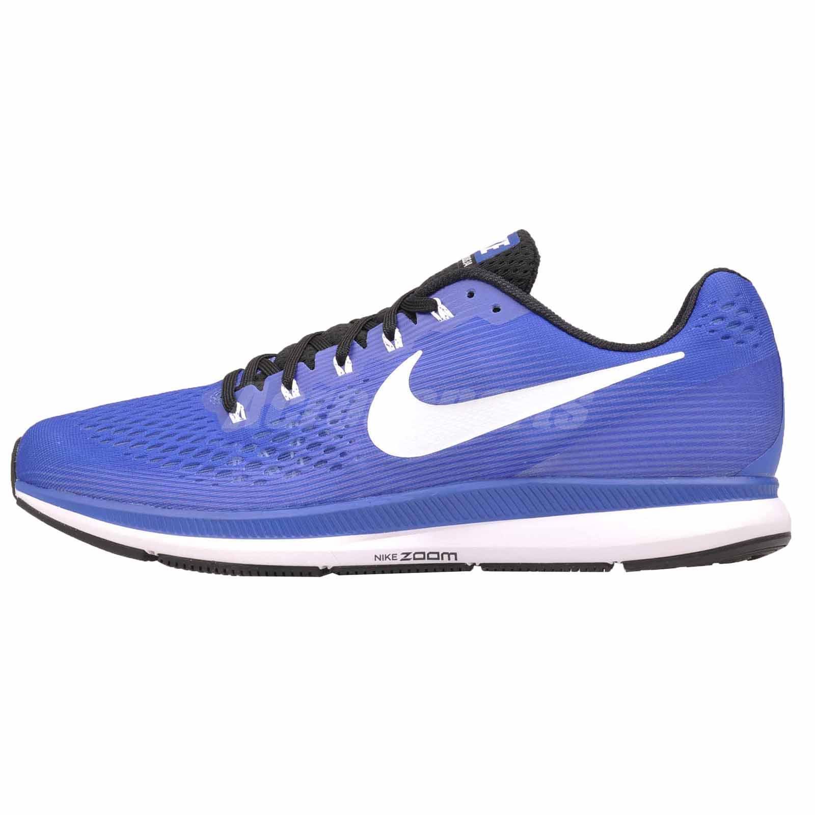 Nike Air Zoom Pegasus 34 TB Running Uomo Scarpe Royal Blue NWOB 887009-402