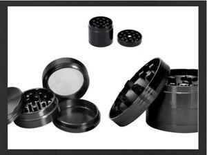 NEW-Black-4-Layers-Metal-Crusher-Hand-Muller-Herbal-Herb-Grinder