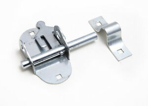 OVAL-PAD-BOLT-DOOR-GATE-LOCK-LATCH-BZP-ZINC-PLATED-STEEL-PACK-OF-10