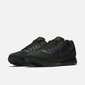 Out NEW 878671 Women's All Black Low Nike Shoes about Gray Details Dark 011 Zoom Running AR4c5jq3L
