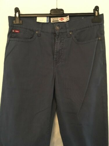 Homme 666 Lee 7321 Cooper Jeans Navy Bleu Lc118zp SwdxHFq8