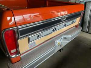 1977 Ford F 250 --Mint No Rust, Very Low Miles Original Owner
