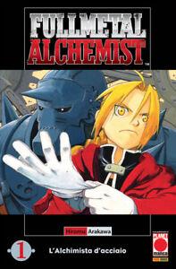 manga-FULLMETAL-ALCHEMIST-dal-N-1-al-N-27-serie-completa-ristampa-panini