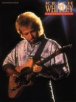 Keith Whitley Greatest Hits Sheet Music Piano Vocal Guitar Songbook Ne 000490458
