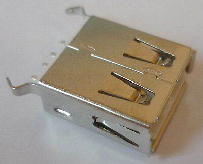 Usb Installazione Presa A Appena Print 180 Gradi Connettori Montaggio Frizione Lötbuchse-