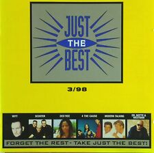2x CD - Various - Just The Best 3/98 - #A3159