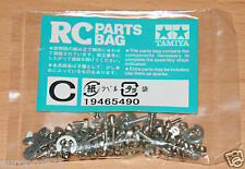 Tamiya 56304 Globe Liner, 9465490/19465490 Screw Bag C, NIP