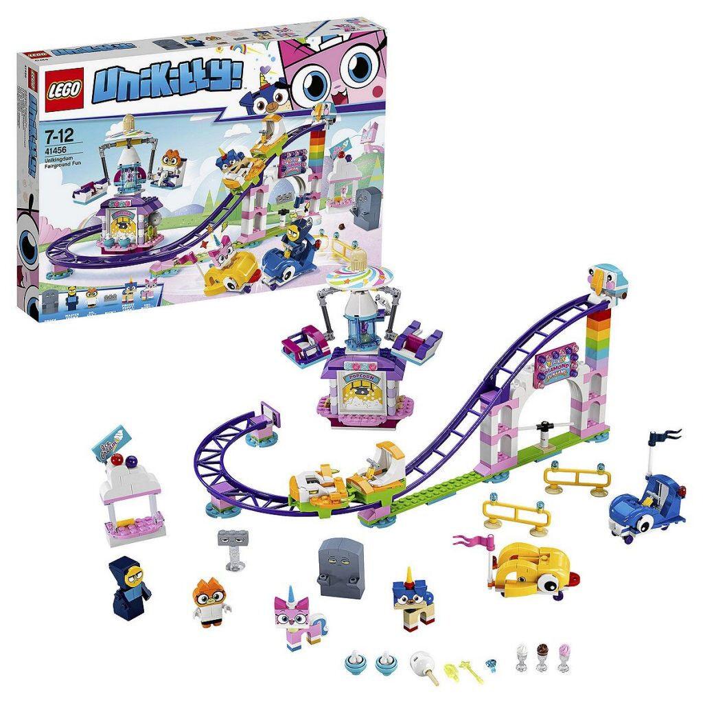 Lego Lego Lego uniktty 41456 unikingdom forains fun UK Gratuit p&p d1e969