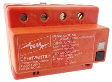 Flexo dehnventil VGA 280/4 combinaciones desviador de oscilación-purgador 280v 100ka 900304
