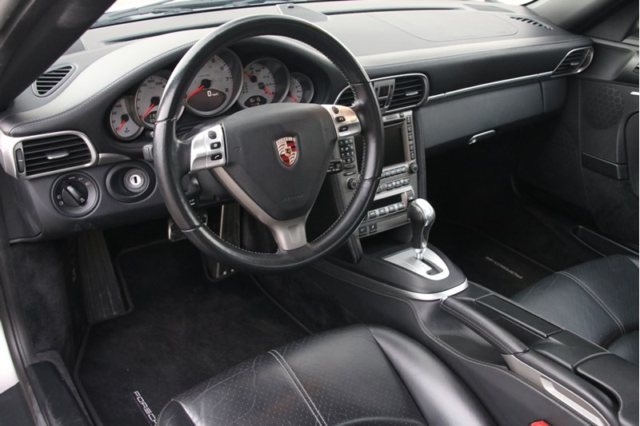 Porsche 997 Salpicadero Airbag Schalttafelverkleidung Copiloto ds.47